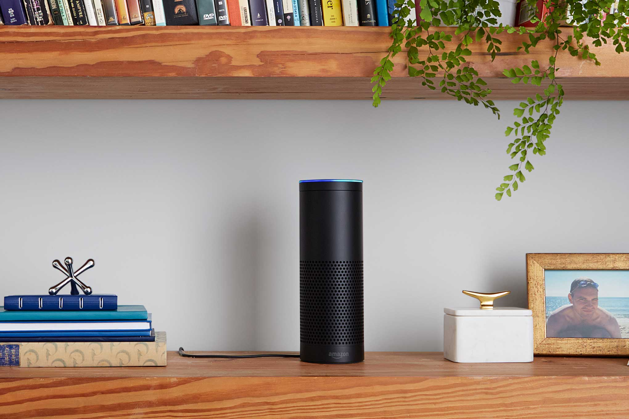 Amazon Echo in Your Smart Home